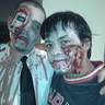 Photo #4 - Zombie Bride and Groom