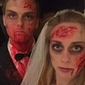 Photo #2 - Zombie Bride and Groom