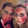 Photo #3 - Zombie Bride and Groom