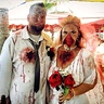 Photo #4 - Zombie Bride & Groom