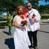 Photo #1 - Zombie Bride & Groom