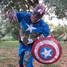 Photo #6 - Zombie Captain America