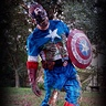 Photo #7 - Zombie Captain America