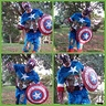 Photo #8 - Zombie Captain America