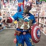 Photo #1 - Zombie Captain America