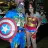 Photo #3 - Zombie Captain America