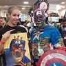 Photo #5 - Zombie Captain America