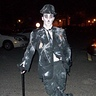 Photo #1 - Zombie Charlie Chaplin