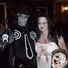 Photo #1 - Zombie Dark Helmet and Princess Vespa