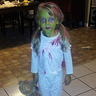 Photo #1 - Zombie Demon Child