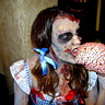 Photo #5 - Zombie Dorothy and Scarecrow