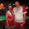 Photo #1 - Zombie Football Player and Cheerleader