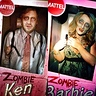 Photo #1 - Zombie Ken and Barbie