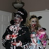 Photo #1 - Zombie Mad Hatter and Alice