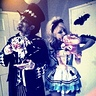 Photo #4 - Zombie Mad Hatter and Alice