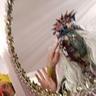 Photo #3 - Paparazzi Takes Photo of Zobie Mermaid in Mirror