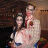 Photo #1 - Zombie Prom King & Queen
