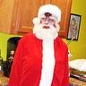 Photo #1 - Zombie Santa