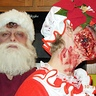 Photo #2 - Zombie Santa and Mrs. Clause