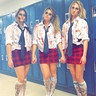 Photo #1 - Zombie School Girls