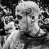 Photo #3 - Zombie trail runner black and white