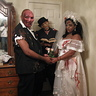 Photo #1 - zombie wedding party