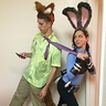 Photo #1 - Zootopia Nick and Judy Hopps