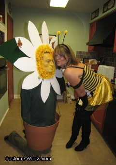 Daisy and Bee Costume for couples
