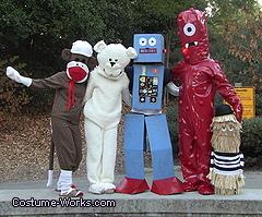 Kia Super Bowl Characters - Mascot Halloween Costumes