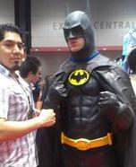 1989 Batman Homemade Costume