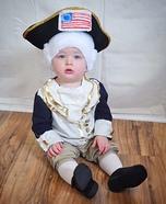 1st President Homemade Costume
