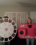3D Viewmaster & Slide Reel Costume