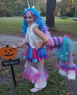 4-Legged Magical Unicorn Homemade Costume