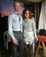 50 Shades of Grey Couple Costume
