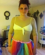 60's Troll Doll DIY Costume
