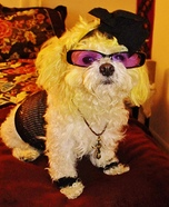 80s Madonna Dog Homemade Costume