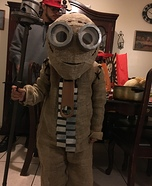 9 Movie Homemade Costume