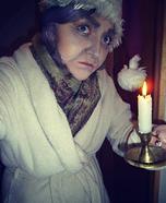 A Christmas Carol Ebenezer Scrooge Homemade Costume