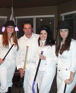 A Clockwork Orange Group Costume