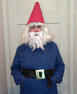 A Common Gnome Homemade Costume