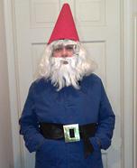 A Common Gnome Homemade Costume