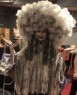 A Rain Cloud Homemade Costume
