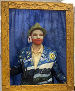 A Starry Night with Van Gogh Homemade Costume