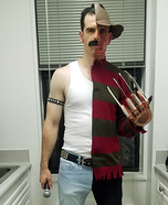 A Tale of Two Freddies Homemade Costume
