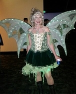 Absinthe Fairy Homemade Costume
