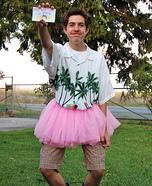 Ace Ventura Homemade Costume