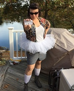 Ace Ventura Pet Detective Homemade Costume