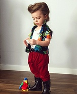 Ace Ventura Pet Detective Homemade Costume