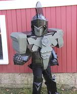 LBX Achilles Costume
