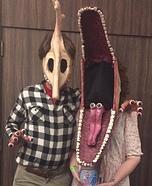 Adam & Barbara Maitland Homemade Costume